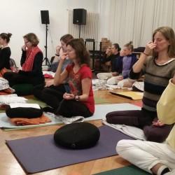 Kongress für Yoga und Meditation im Gefängnis 2015