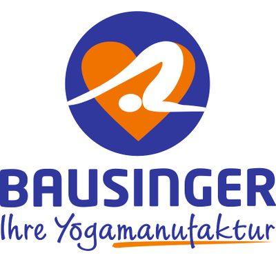 Logo Bausinger Yogamanufaktur